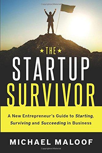 Startup Survivor Michael Maloof product image