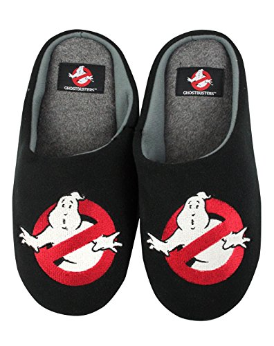 Unisex-Adulte - Official - Ghostbusters - Chaussons