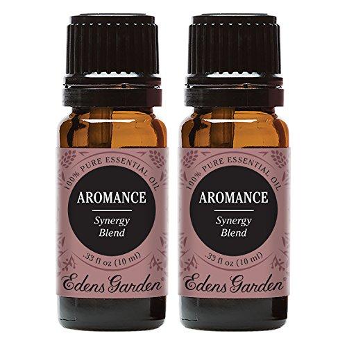 Edens Garden Aromance Value Pack Synergy Blend 100% Pure Und