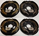 "Ei Trailer Brake Assembly Electric Trailer Brakes 12"" x 2"" - 2 right & 2 left 5200 6000 7000 lb axles"