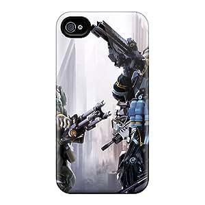 UUD3895thRi MKmarket Killzone Shadow Fall Multiplayer Durable Iphone 5/5s Tpu Flexible Soft Case