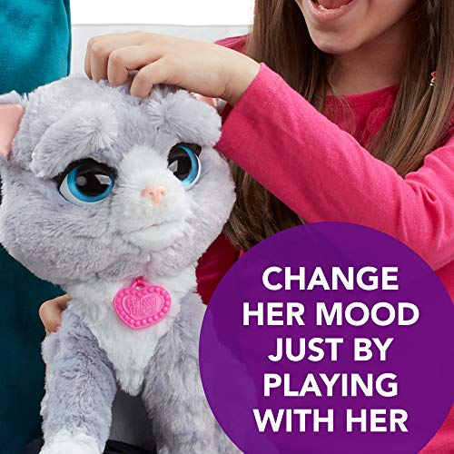 FurReal B5936AF1 Bootsie Interactive Plush Kitty Toy, Ages 4 & Up by FurReal (Image #2)