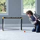 Franklin Sports Anaheim Ducks Mini Hockey Set