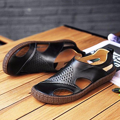 qualité Chaussures la Patins black Casual classique voiture Casual Chaussures conduisant L'Homme haute de PHq4x56w
