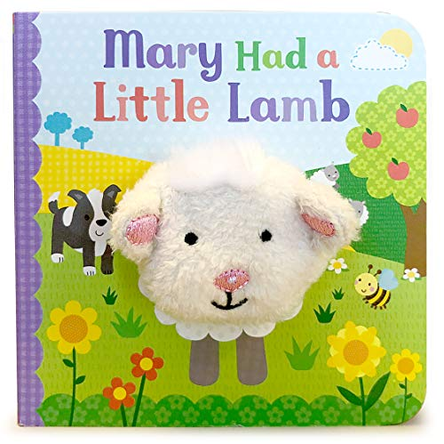Mary Had a Little Lamb Finger Puppet Book (Little Lamb)
