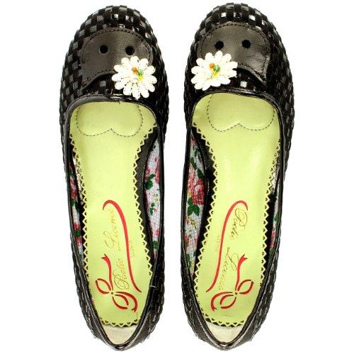 Licence Travail Talon Story End Noir Femmes Chaussures Bureau Mi Of Poetic wSqW0xZ