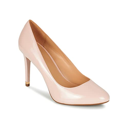 50710378e81 MICHAEL Michael Kors Women's Ashby Flex Pump Soft Pink Patent Sandal ...