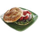 J and J Snack Roll Gourmet Giant Sliced Pretzel -- 80 per case.