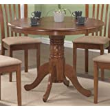 Brannan Dining Table Oak