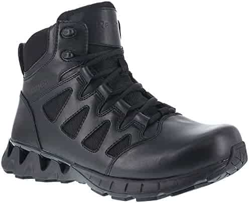 Reebok Men s Zigkick Tactical Work Boot Soft Round Toe - Rb8630 70a6a6ad1