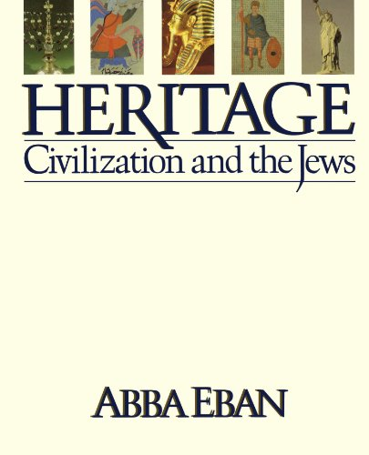 Heritage by Abba Eban