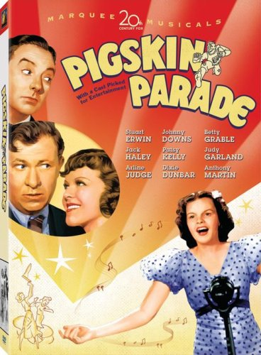 Pigskin Parade (Fox Marquee Musicals) ()