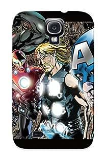 Galaxy Cover Case - Fan Art Cartoon Ic Digital Book Novel 2007 Protective Case Compatibel With Galaxy S4