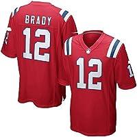 Tom Brady # 12 Rugby Jersey, New England
