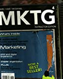 img - for MKTG 4, Instructors Edition book / textbook / text book