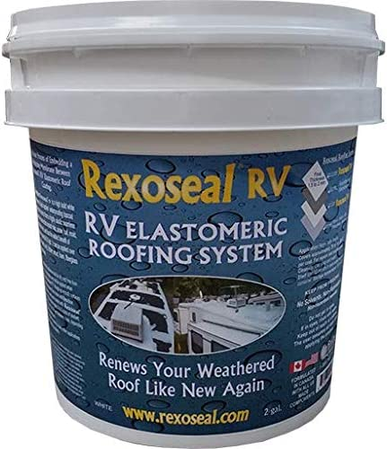 Rexoseal RV Roof Coating