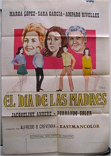 Cartel cine - Movie Poster : EL DÍA DE LAS MADRES - Original ...