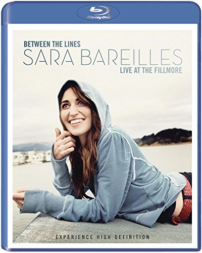 Between The Lines: Sara Bareilles Live At The Fillmore [Blu-ray] (Best Of Sara Bareilles)