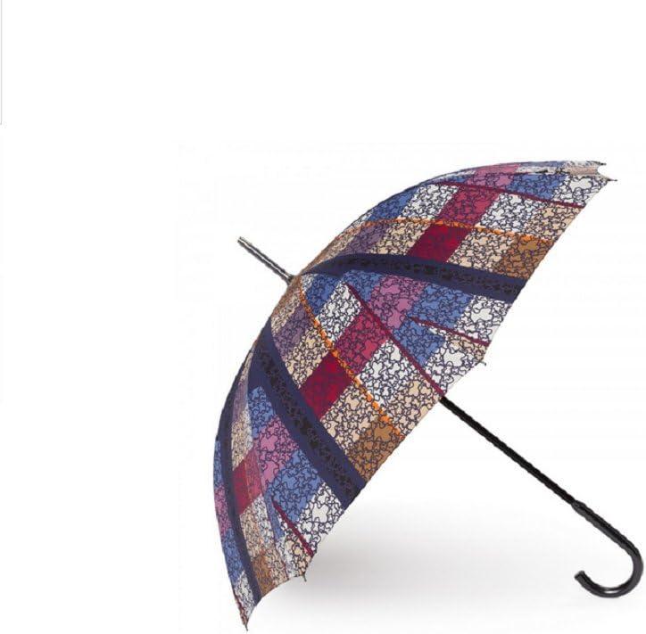 Paraguas Tous grande Kaos Mini multicolor: Amazon.es: Equipaje