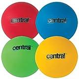 Central Garden Games Junior Playball Pack Of 12 (3 Each Colour)