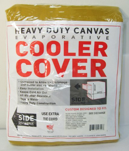 evaporative cooler cover - 8