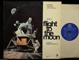 Apollo 11: Flight to the Moon (USA 1st pressing vinyl LP)
