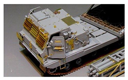 ボイジャーモデル 1/35 現用ドイツ軍 M270/A1 MARS 自走ロケット砲 エッチング基本セット トランペッター01046用 プラモデル用パーツ PE35898の商品画像
