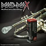 Mad-Max 10.5C 10 1/2C 10HC Trumpet Mouthpiece All Weather Professional Quality Clear Poly Carbonate Plastic Lifetime Waranty