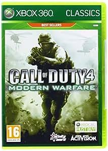 Call of Duty 4: Modern Warfare - Classics (Xbox 360) [Importación inglesa]