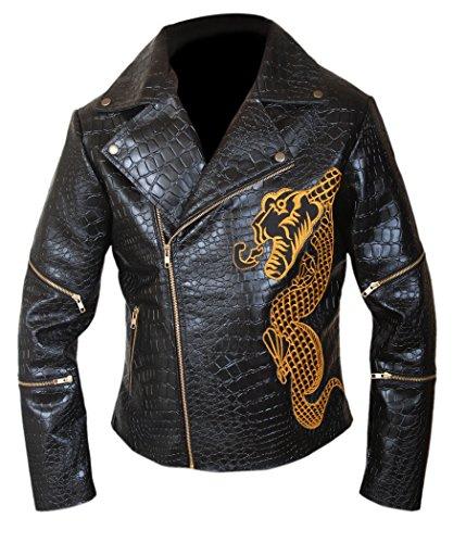 Jacket Double Squad Croc amp;H Killer F Rider Waylon Suicide Black Jones Men's UTq8vF