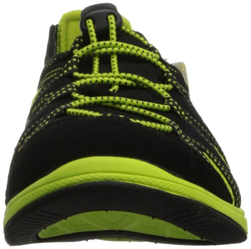 Pacific Trail Mens Klamath M Waterschoen Black / Lime