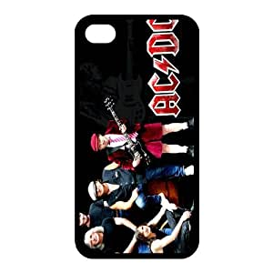 IPhone 4,4S Phone Case Australian Hard Rock Band Highway to Hell ACDC SM061103