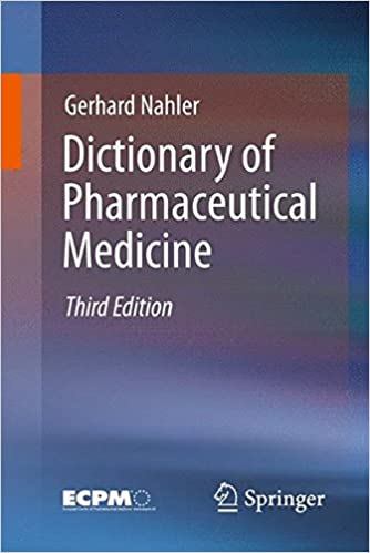 Amazon.com: Dictionary of Pharmaceutical Medicine ...