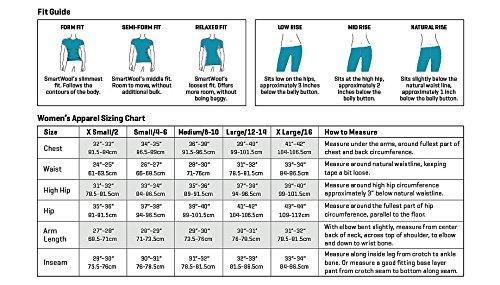 Smartwool Jacke W PHD Smartloft Divide - Soft shell para mujer, color azul, talla M azul