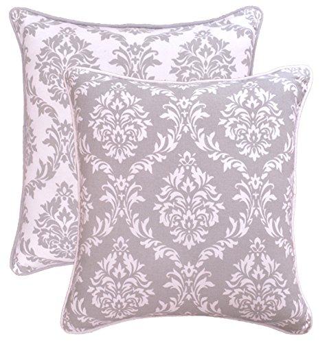 Urban Style Decor Damask Pillowcases product image