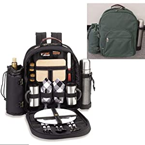 Coffee & Picnic Backpack for 2 from Picnic at Ascot