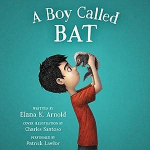 A Boy Called Bat Audiobook
