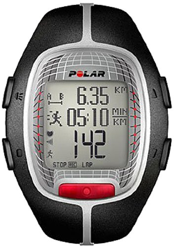 c63bd129e Amazon.com : Polar RS300X Heart Rate Monitor, Black : Sports & Outdoors