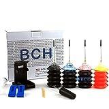 BCH EZ30T Starter Ink Refill Kit for HP Inkjet Printers. Cartridge 60 61 62 63 64 65