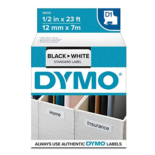 DYMO Authentic D1 Label