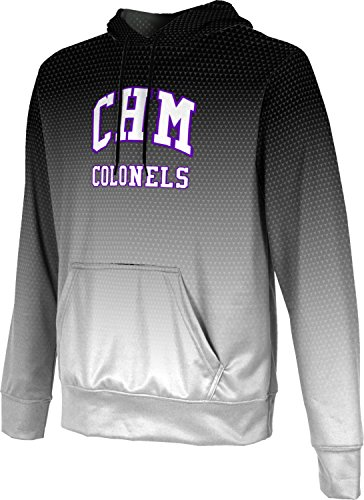 Price comparison product image ProSphere Men's Caverna Middle High School Zoom Hoodie Sweatshirt (Apparel)