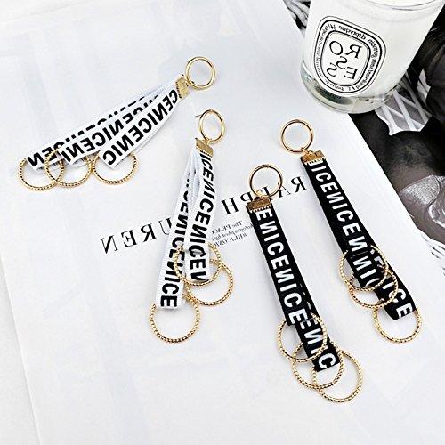 (2018 temperament letter earrings ear wire ribbon textured metal circle wave star earrings women girls earrings)