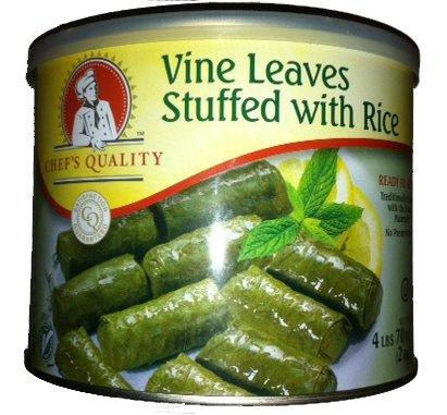 how to make stuffed vine leaves