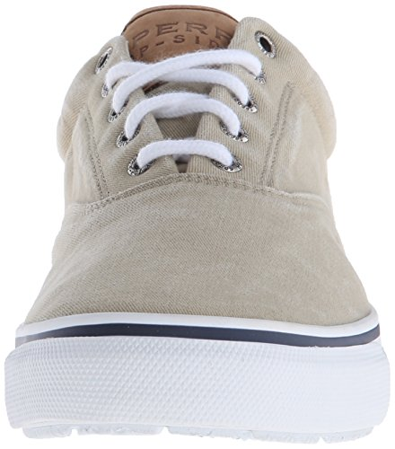 Sperry Top-Sider Men's Salt Washed Striper LL CVO Laceless,Chino,10.5 M US by Sperry Top-Sider (Image #4)
