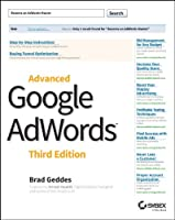 Advanced Google AdWords, 3rd Edition Front Cover