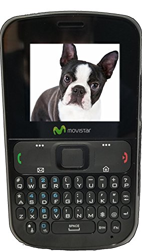 Cellphone PCD TTX28 GSM 2G 850/1900 Mhz Unlocked Qwerty MP3 Camera SMS Radio FM Desbloqueado