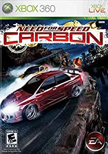 Need For Speed Carbon By Electronic Arts - Xbox 360