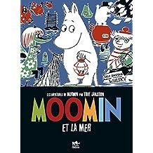 Moomin et la mer (French Edition)