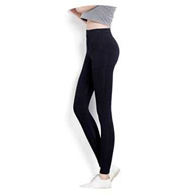 Female Thick Leggings Cartoon Cat Pantalones Women Fitness ...