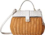 Brahmin Women's Haring Tracy Satchel Pearl One Size